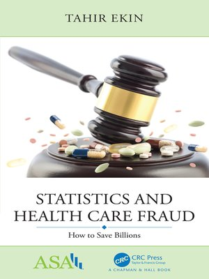 cover image of Statistics and Health Care Fraud